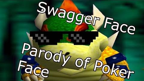 Swagger Face SM64 Parody of Poker Face by Lady Gaga