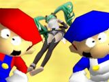 SM64 Bloopers: We Killed Miku!!