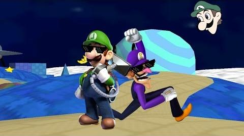 Moves Like Weegee SM64 Parody of Moves like Jagger