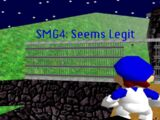 SM64 Bloopers: Sleep Brawler