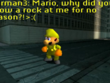 SM64 Bloopers: A Retarded Welcome/Gallery