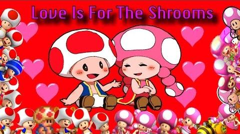 SM64 Blooper Love Is For The Shrooms