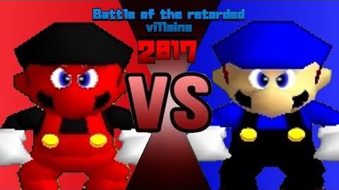 Battle of the Retarded Villains 2017 (70K SUBS!!)