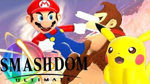 Smashdom Ultimate!!