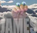 Oobi and James Music Fun James