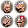 Oobi, Uma, Kako and Grampu Eyes