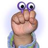 Oobi Eyes - Googly Single