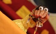 Mother from Iranian Oobi Hand Puppet TV Series - Dasdasi (Persian دس دسی صداش می آد)