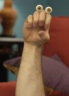 Oobi Grampu Nick Jr Noggin TV Series Show Hand Puppet Character 4