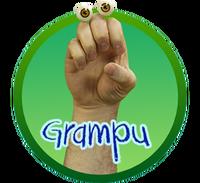 Oobi Grampu Noggin Nick Jr TV Series Show Hand Puppet
