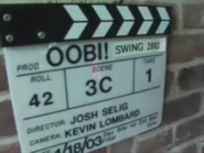 Oobi-Uma-Swing-production-clapboard