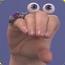 Oobi Uma Nick Jr. Noggin Character