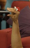 Oobi Kako Nick Jr Noggin TV Series Show Hand Puppet Character 4