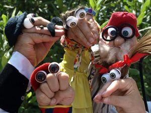 Iranian Persian Oobi Hand Puppet TV Series - Dasdasi Group
