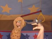 Oobi-Pretend-Circus-Oobi-as-a-peanut