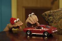 Oobi Nick Jr Noggin TV Series Show Hand Puppet Character 6