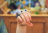Oobi Uma Nick Jr Noggin TV Series Show Hand Puppet Character 1