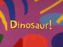 Oobi episodes - Dinosaur!
