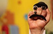 Iranian Persian Oobi Hand Puppet TV Series - Dasdasi Grampu Grandpoo