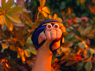Oobi-Nature-Walk-Oobi-with-his-backpack