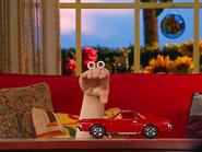 Oobi-Kako-Dinner-Oobi-with-his-car