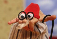 Dasdasi Kako Character - Iranian Persian Oobi Hand Puppet TV Series
