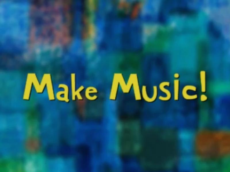 Make Music!   Oobi Wiki   Fandom