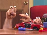 Oobi's-Car-Grampu-rushes-over