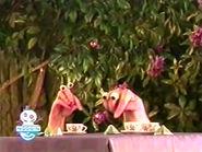 Oobi-shorts-Tea-Uma-pointing