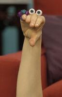 Oobi Uma Nick Jr Noggin TV Series Show Hand Puppet Character 4