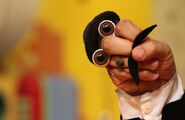 Iranian Persian Oobi Hand Puppet TV Series - Dasdasi Grampu Grandpoo 2