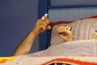 Oobi Grampu - Noggin Nick Jr Hand Puppet TV Show Grandpoo