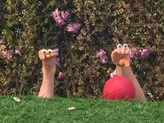 Oobi-New-Friend-playing-kick-catch