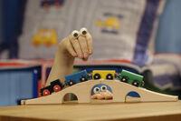 Noggin Oobi Uma Hand Puppets Characters Nick Jr. Nickelodeon