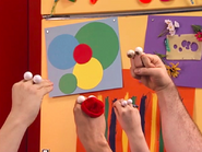 Oobi-Make-Art-artwork-on-display