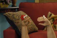Oobi Kako Nick Jr Noggin TV Series Show Hand Puppet Character 6