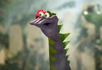 Noggin Oobi Dinosaur! - Dino-Kako Nick Jr Nickelodeon TV Show Series Character