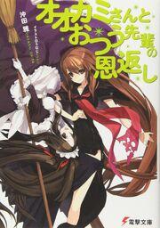 Light Novel Voume 2 Cover