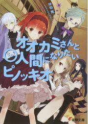 Light Novel Volume 11 Cover