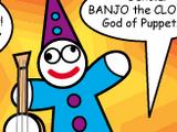Banjo the Clown