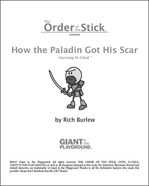 Order of the stick kickstarter pdf reader