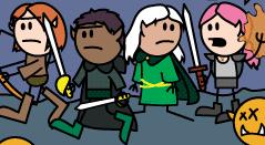 Team Peregrine