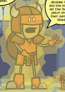 Heimdall Comic 0998