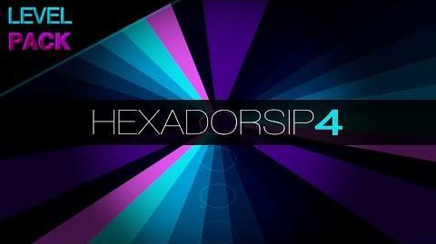 Open Hexagon Hexadorsip 4 Level Pack Trailer