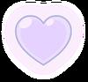 Glowing Heart Asset