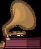Phonograph back R
