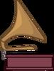 Phonograph profile R