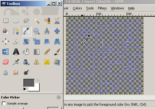 Specular textures-gimp original