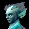 Merman-blue