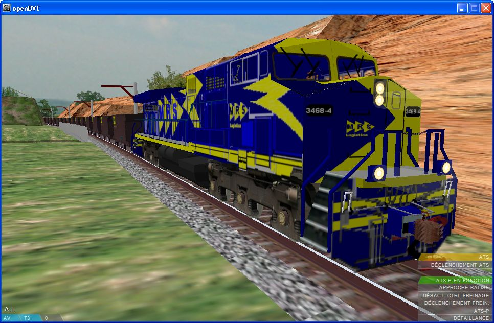 OBTS Trains+Routes For Brazil | OpenBVE Rolling stock Wiki | FANDOM